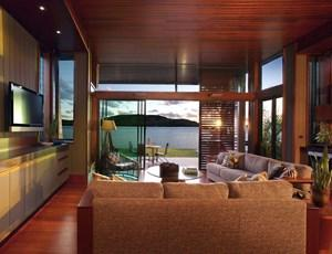 The outlook over Dent Passage from a Hamilton Island Yacht Club Villa