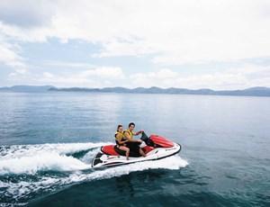 Jet Ski Tours on Hamilton Island