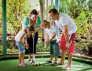 Mini Golf on Hamilton Island
