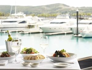 Romanos Restaurant on Hamilton Island