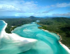 Hamilton Island hills - perfect destination for your family holiday