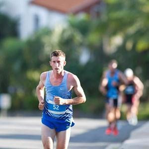 Hilly Half Marathon on Hamilton Island