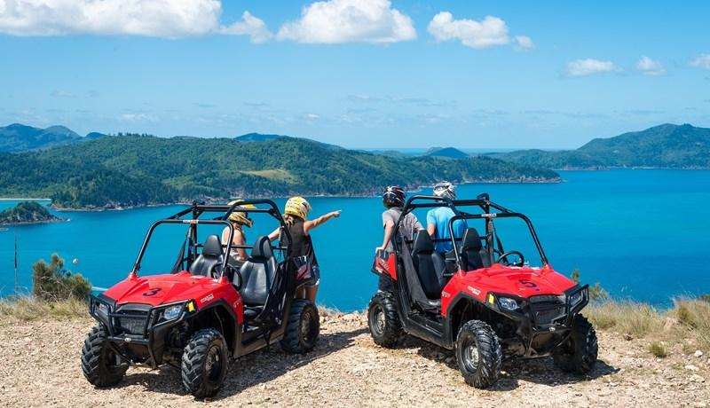 atv at lookout