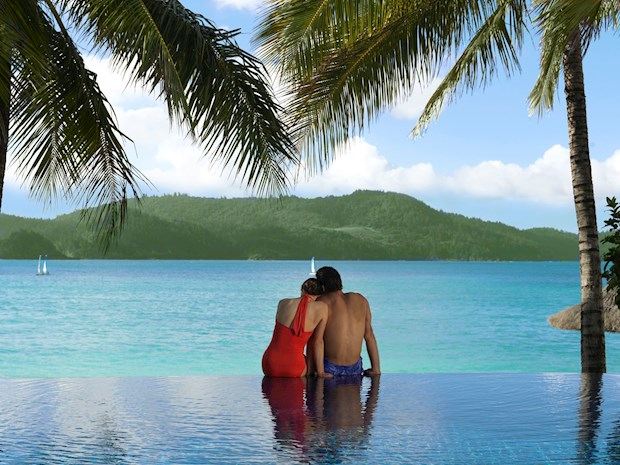 Romantic holiday packages at Whitsunday Islands Hotels
