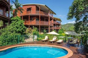Luxury Whitsunday Islands vacation at Casuarina Cove