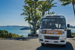 Great holiday packages including Hamilton Island's Shuttle Bus at One Tree Hill
