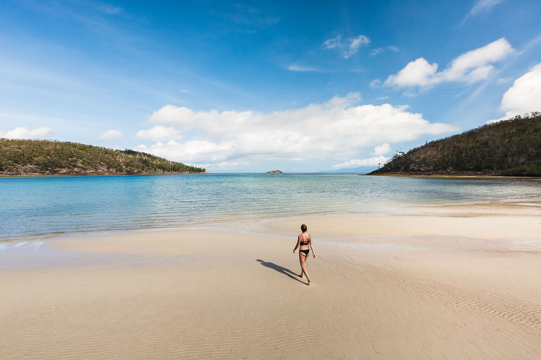 White Sand Beach Hamilton Island