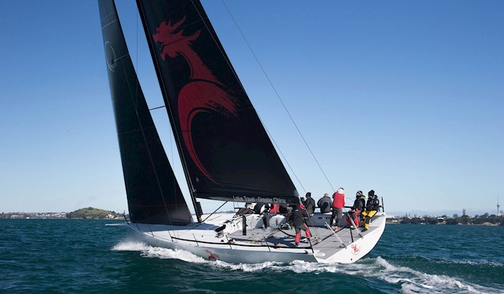 Latest Team Beau Geste to debut at Hamilton Island