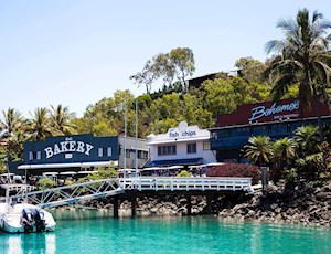 Marina Cafe Hamilton Island Menu
