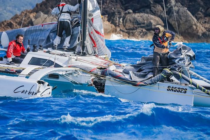 Sailing at AHIRW