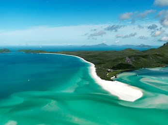 Whitehaven Beach and Hill Inlet, Hamilton Island