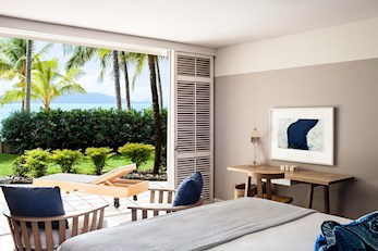 Outlook from Beach Club - Hamilton Island luxury vacation