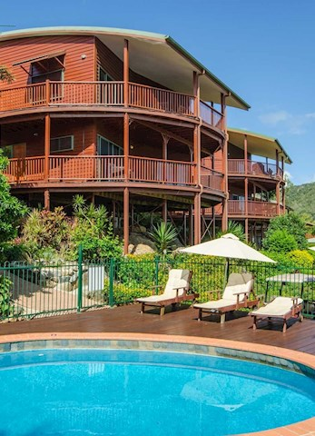 Casuarina Cove 14 - holiday apartment - Hamilton Island holiday homes