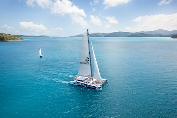 On the Edge sailing tour - Hamilton Island vacations