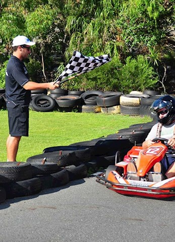 Outdoor adventure go karting - Hamilton island holiday deals