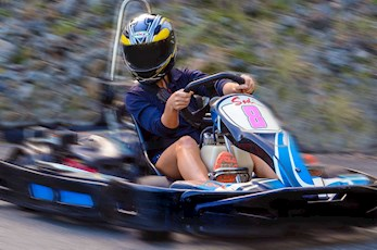 Hamilton Island holiday deals - go karting outdoors