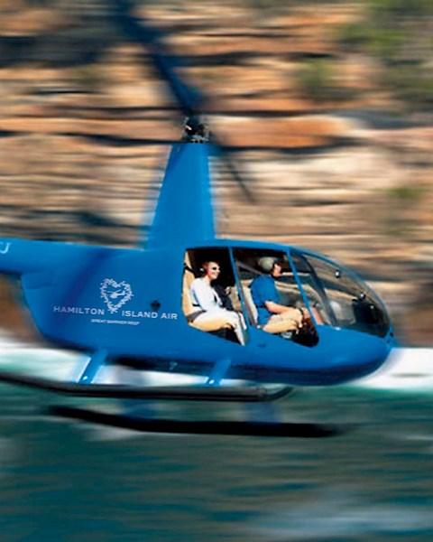 Scenic Flights | Hamilton Island Luxury Holidays