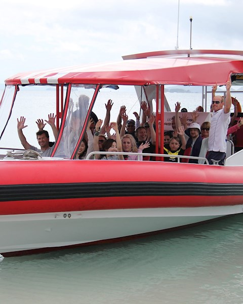 Reef Ryder Full Day Explorer Tour | Hamilton Island Holiday