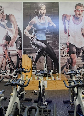 Enjoy a spin class on your holiday - Hamilton Island resort