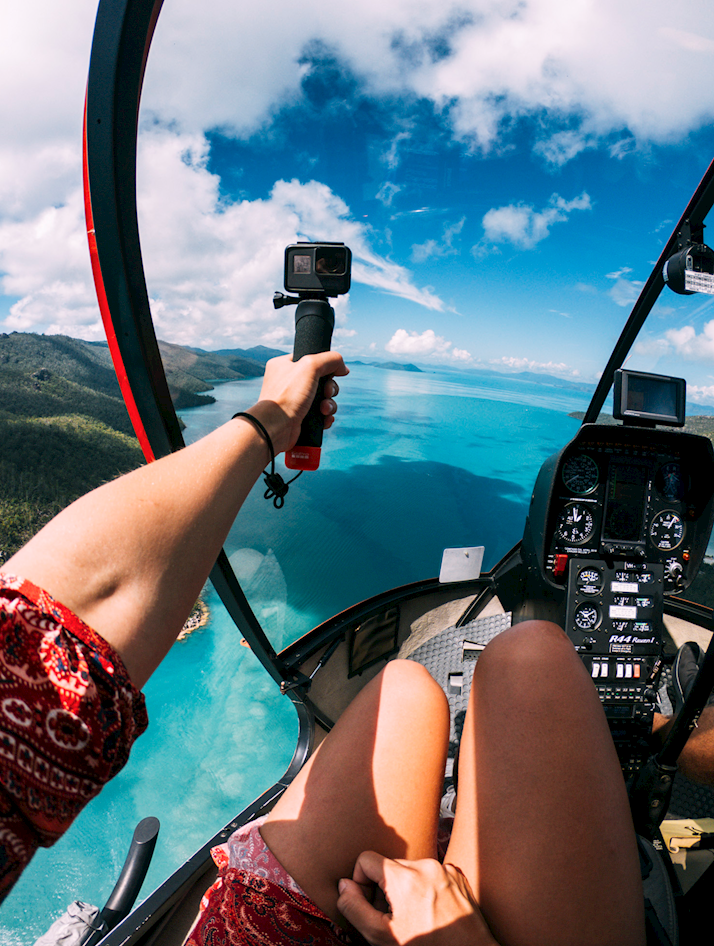 GoPro to film great barrier reef tour at Hamilton Island