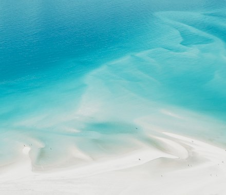 Whitehaven beach by Jason Ierace