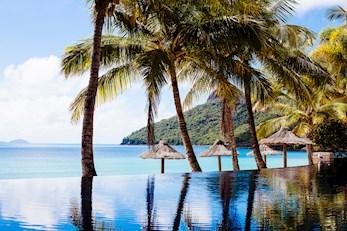 Beach Club pool - Hamilton Island resorts