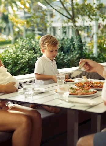 Family friendly restaurants - Hamilton Island family packages