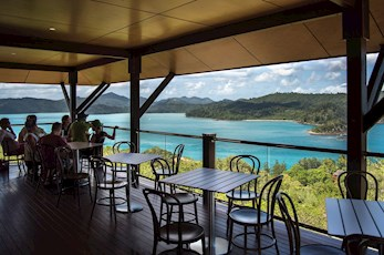 Enjoy the fabulous views from One Tree Hill - Hamilton Island babymoon
