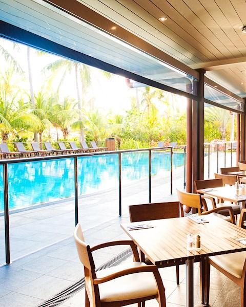 Hamilton Island Restaurants | Luxury Resort Hamilton Island