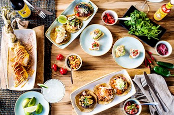 Enjoy Mexican food with a Japanese and Korean twist at TAKO- Hamilton Island holiday