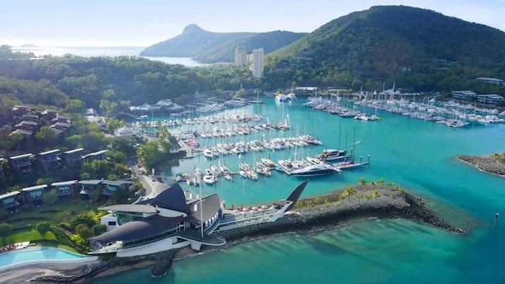Hamilton Island Marina - Hamilton Island hotels