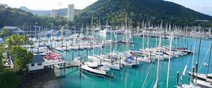 Hamilton Island Marina - Hamilton Island resort