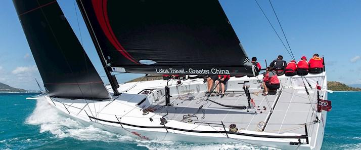 Audi Hamilton Island Race Week 2015 Team Beau Geste yacht credit Andrea Francolini