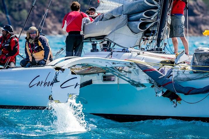 Watch the Carbon Credit at Audi Hamilton Island Race Week - Hamilton Island Australia