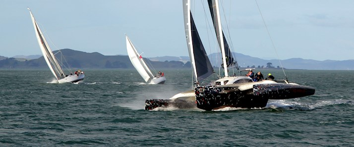 multi hull Hamilton Island Race Week 2018