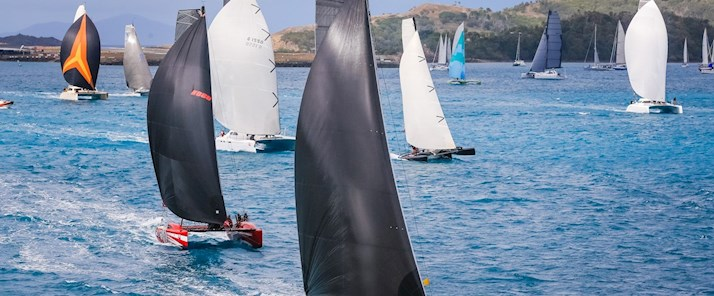 See the yacht sails at Audi Hamilton Island Race Week - Hamilton Island deals