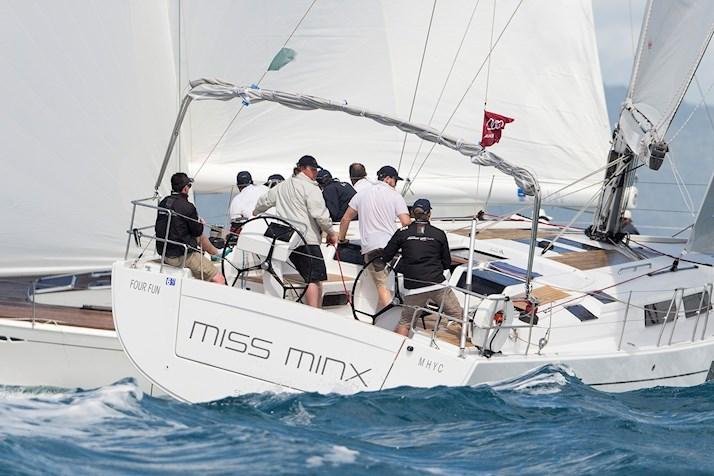 Watch Miss Minx perform at Audi Hamilton Island Race Week - Hamilton Island Australia