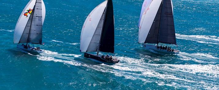 2016 Yachts sailing - Hamilton Island holiday packages