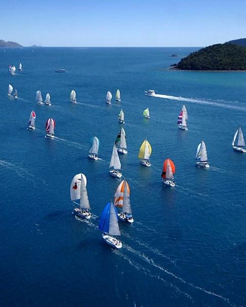 Whitsundays Sailing   Hamilton Island Family Holiday