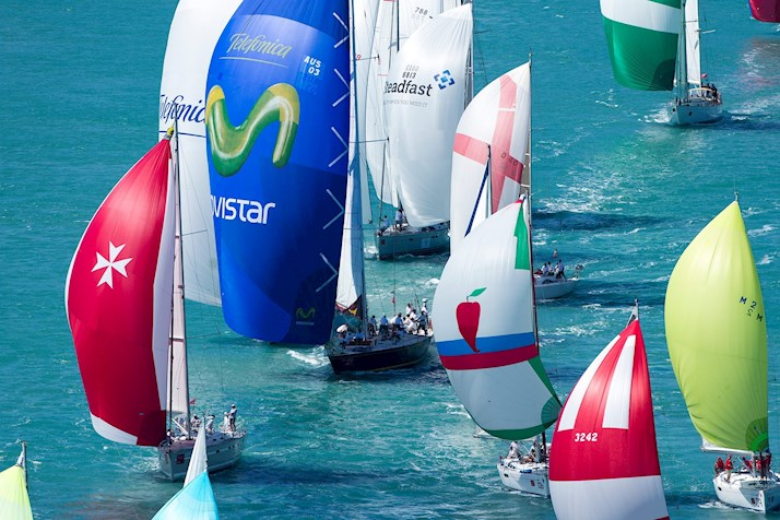 Watch the yachts compete during Audi Hamilton Island Race Week - vacation Hamilton Island