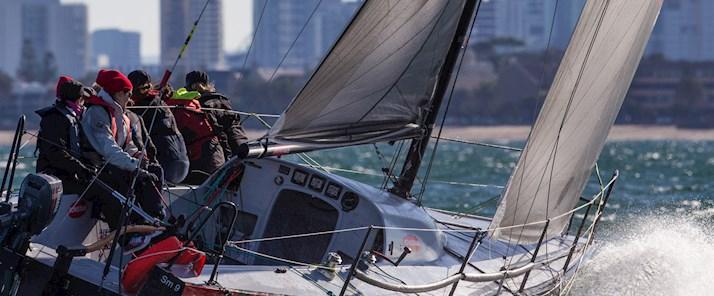 Scarlett runner sailing boat - Audi Hamilton Island Race Week
