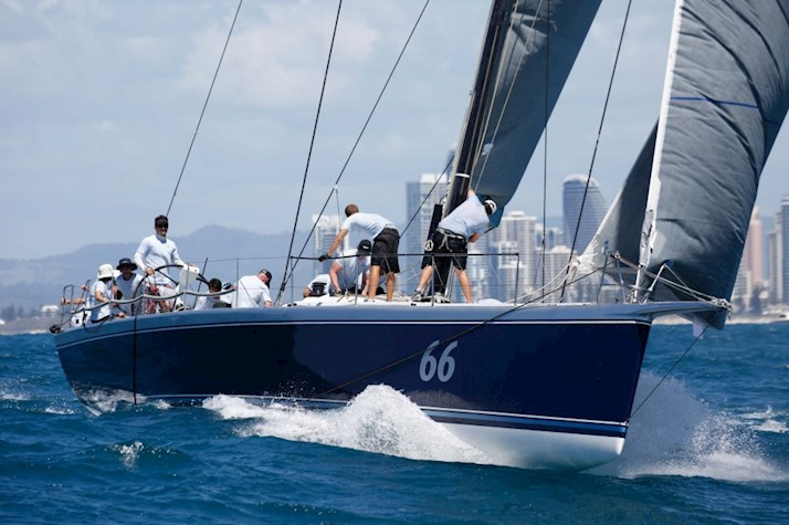 Southport Yacht Club Audi Hamilton Island Race Week 2016 - Hamilton Island holiday