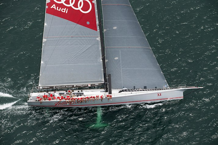 The Wild Oats yacht competes in Audi Hamilton Island Race Week - Hamilton Island luxury resorts