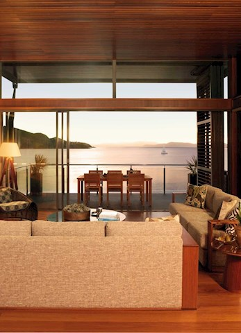 Spectacular water views from Yacht Club Villas - Hamilton Island accommodation
